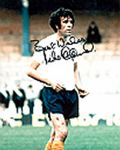 Mike England, Football, Genuine Signed Autograph (01)